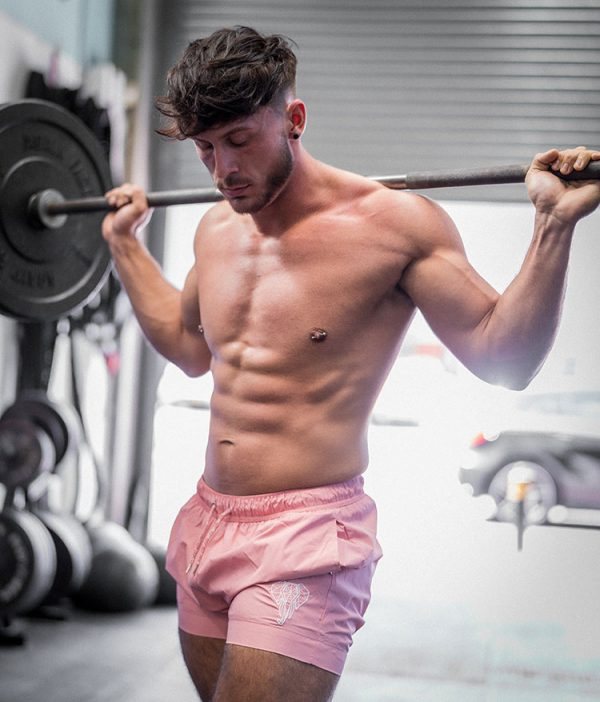 Stridez Gym and Swimwear - Pink Sands